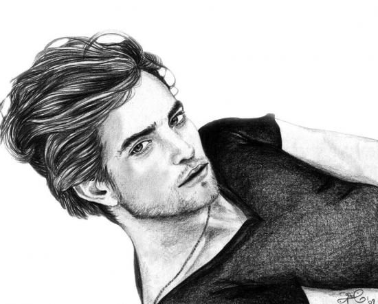 Robert Pattinson by xx_ruska_xx